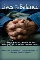 Andrew Schoenholtz and Philip Schrag discuss the Department of Homeland Security's Asylum Office.