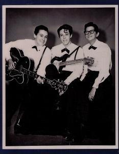 Jan Morrison, Jo Kellum, and Edie Lippincott of the Roc-A-Jets