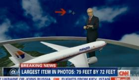 CNN's wall-to-wall coverage of the missing Malaysian airplane.