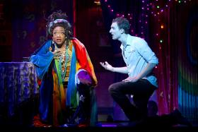 Carla R. Stewart and Steven Grant Douglas, Ghost The Musical Tour