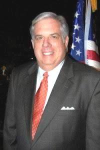 Larry Hogan is currently the frontrunner in the GOP gubernatorial primary race.
