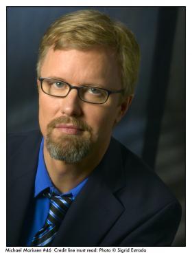 Musicologist Michael Marissen.