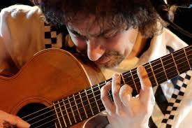 Pierre Bensusan joins us live in studio today.