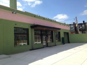 Parts and Labor, a new butcher shop and restaurant from Spike Gjerde, had it's soft opening yesterday.