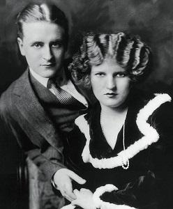 The Fitzgeralds, smiling for the camera