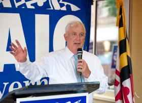 Republican gubernatorial candidate David Craig.