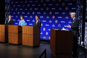 This week, Maryland's Democratic candidates squared off for their first televised debate ahead of the June 24 primary.