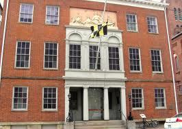 Baltimore's Peale Museum has stood vacant for 17 years.