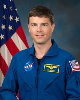 Astronaut Reid Wiseman