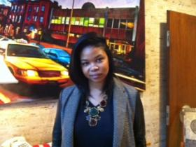 Fashionista and LITTLEbird CEO Zoey Washington.