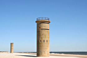 While no longer operational, these WWII-era observation towers on Delaware's coast serve to protect the memory of the people who defended and protected our country.