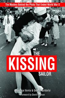 Alfred Eisenstaedt's photo of a sailor kissing a nurse in Times Square on August 14, 1945.