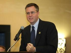 Del. Neil Parrott (R-Washington County) led an effort to put Maryland's new transgender rights law on November's ballot.