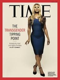 Laverne Cox, actress and transgender rights activist, graces the cover of the most recent issue of TIME Magazine.