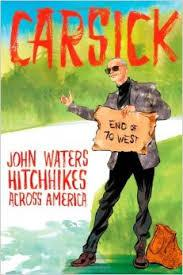 In his new book, Waters includes two fictional versions, and one non-fictional account, of his hitchhiking journey across America.