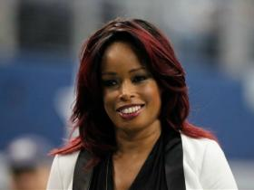Sports reporter Pam Oliver