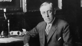 Woodrow Wilson was the 28th president of the United States.