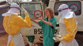 The Ebola outbreak continues to threaten parts of West Africa.