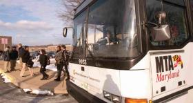 Starting in August, riders will be able to use their smartphones to track Baltimore buses.