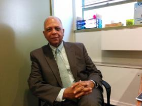 Baltimore City Schools C.E.O. Gregory Thornton