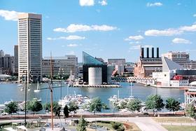 Baltimore's Inner Harbor is due for a makeover, with recent momentum building behind updates to McKeldin Plaza and Rash Field.