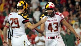 Beginning this fall, Terps football will compete in the Big 10.