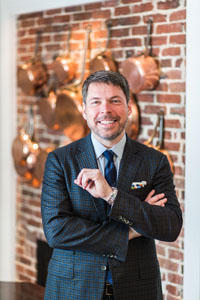 Tony Foreman, C.E.O. and President/Wine Director FOREMAN WOLF