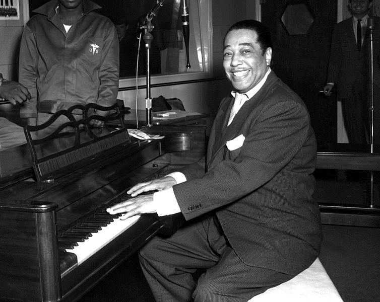 Duke Ellington, 1954