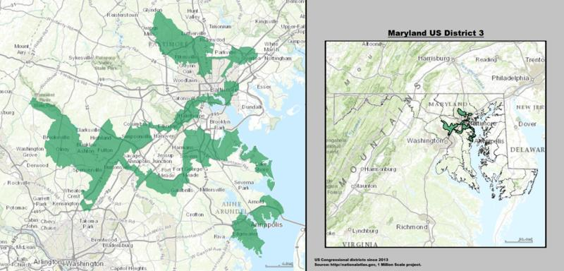 Maryland's Third Congressional District
