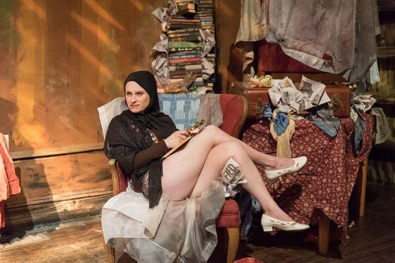 Rousuck 39 S Review Stillpointe Theatre 39 S Musical Grey