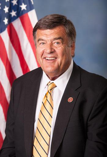 Congressman Dutch Ruppersberger Wypr