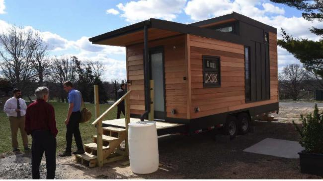 Tiny Homes, Affordable Houses? | Wypr