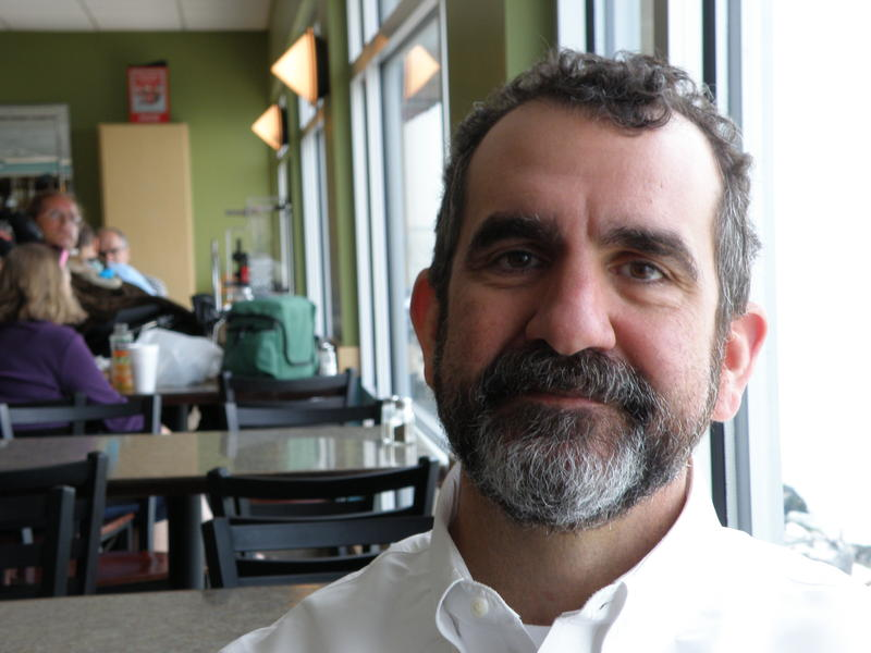 Chris Savvides who has been running the restaurant for seven years