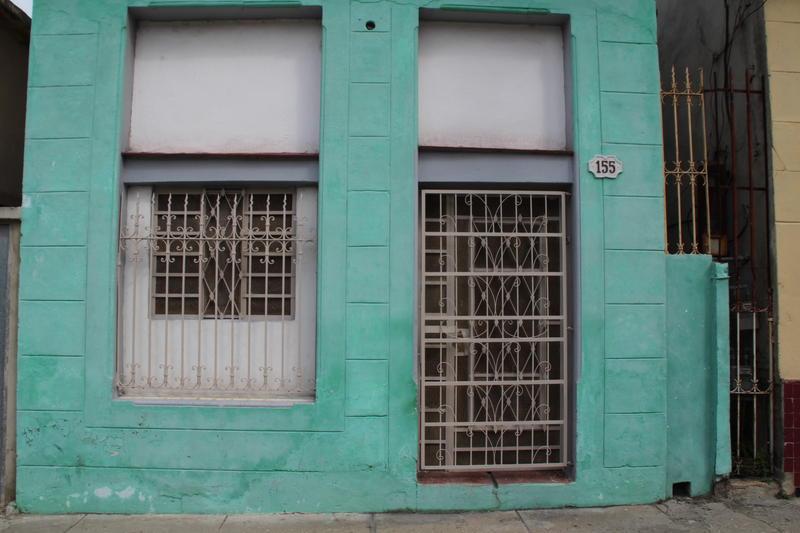 My mother's old house in Havana, Cuba on 155 Calle de Concepcion.