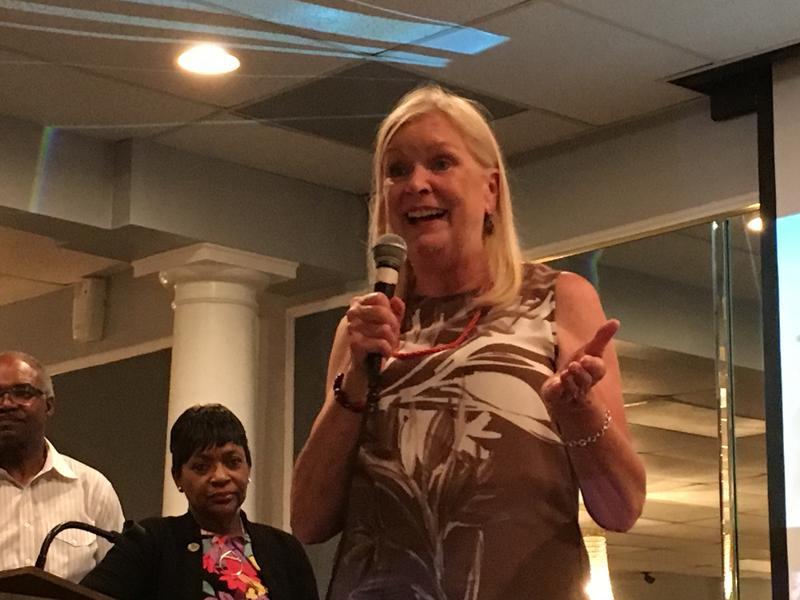 Baltimore County Councilwoman Vicki Almond