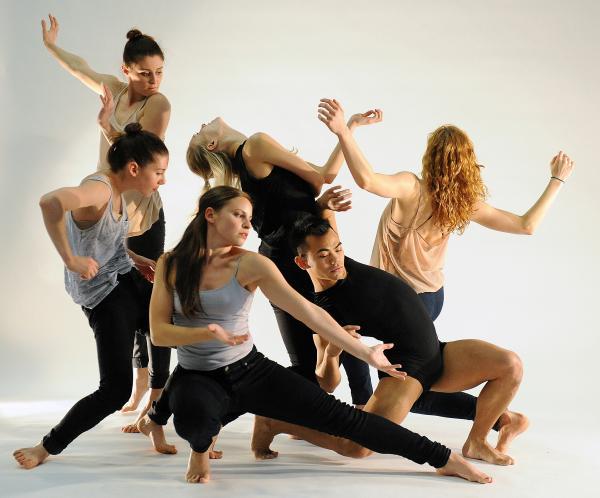 The dance ensemble Company E.