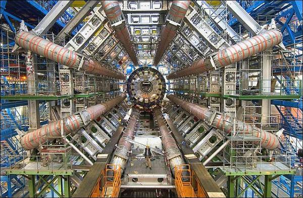Large Hadron Collider/ATLAS at CERN