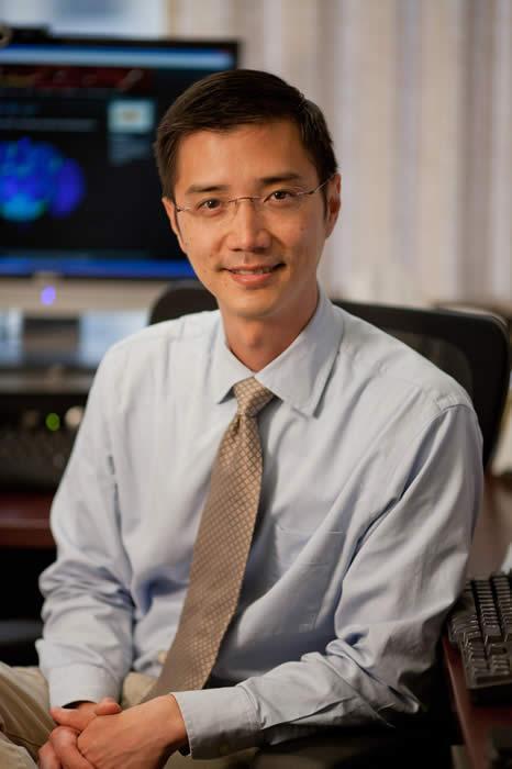 Neuroscientist Mark Wu