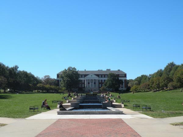 University of Maryland's McKeldin Library