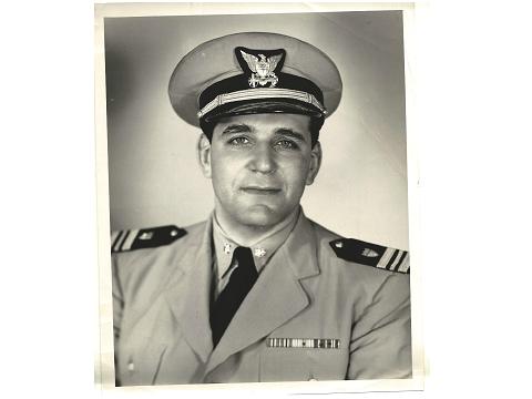 Lt. Cmdr Joel Fisher