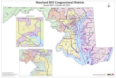 Court Throws Out Maryland Congressional Districts   WYPR