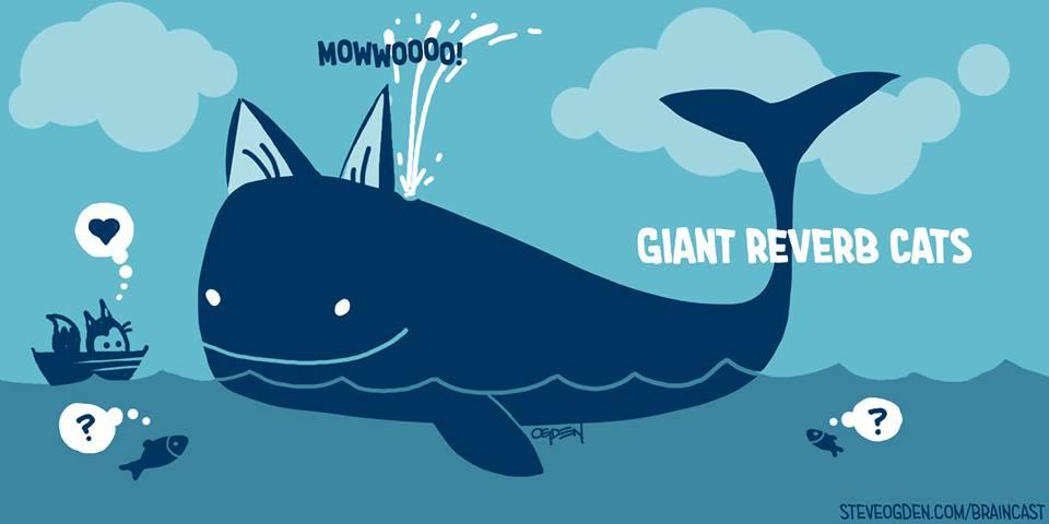 Giant Reverby Cats In The Sky | WYPR