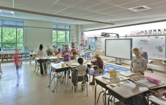 Elementary Classrooms Of The Future ~ Architects design the classroom of future in baltimore