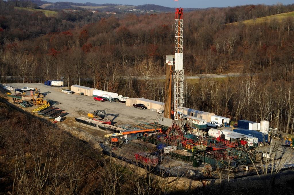 Natural Gas Studies Fracking
