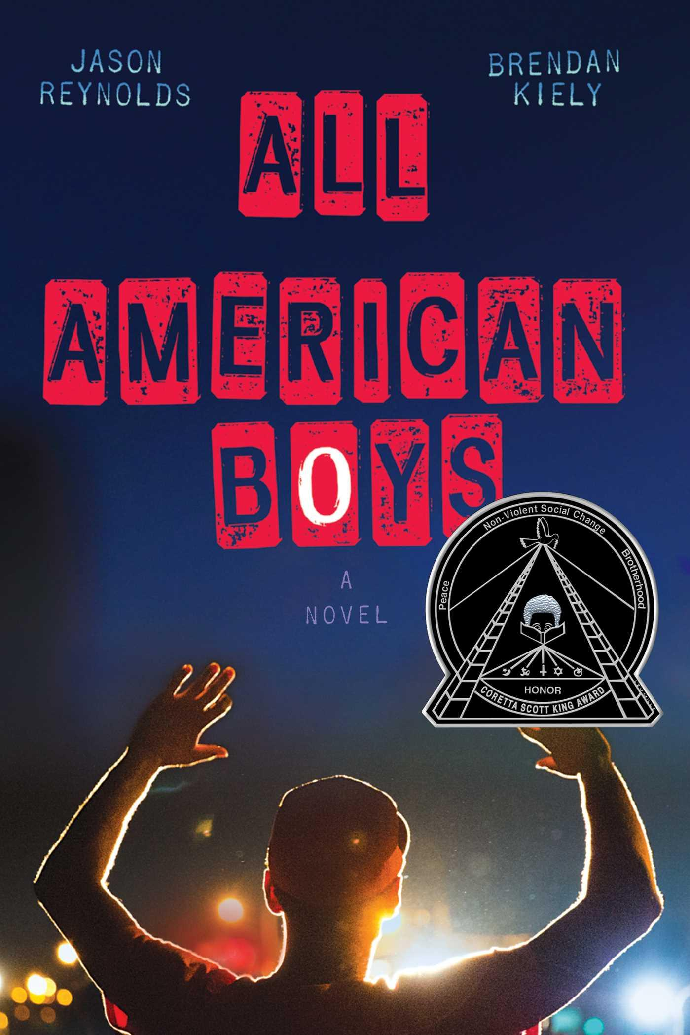 All American Boys bookcover