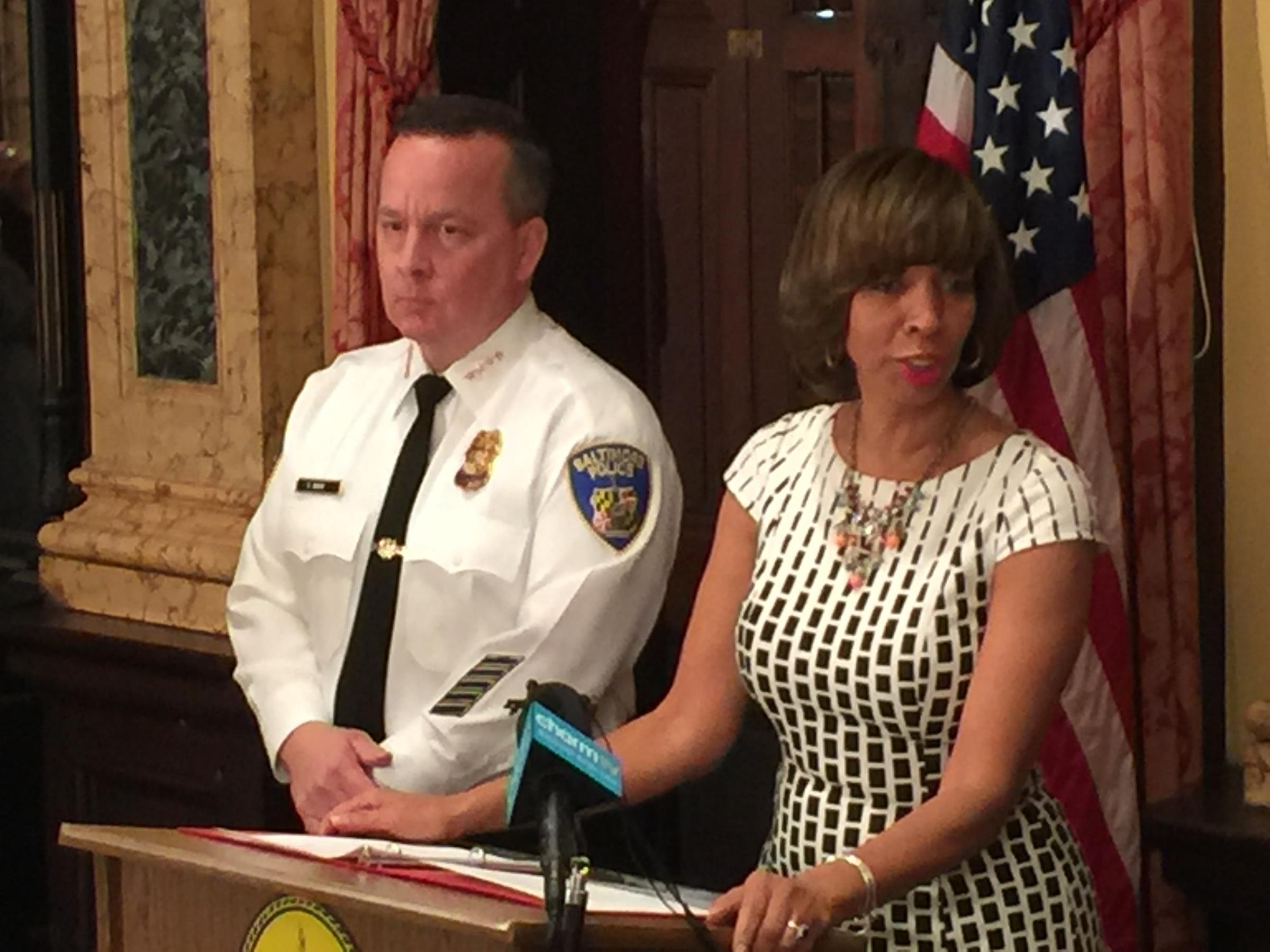 Police monitor finalists answer public's questions | WYPR