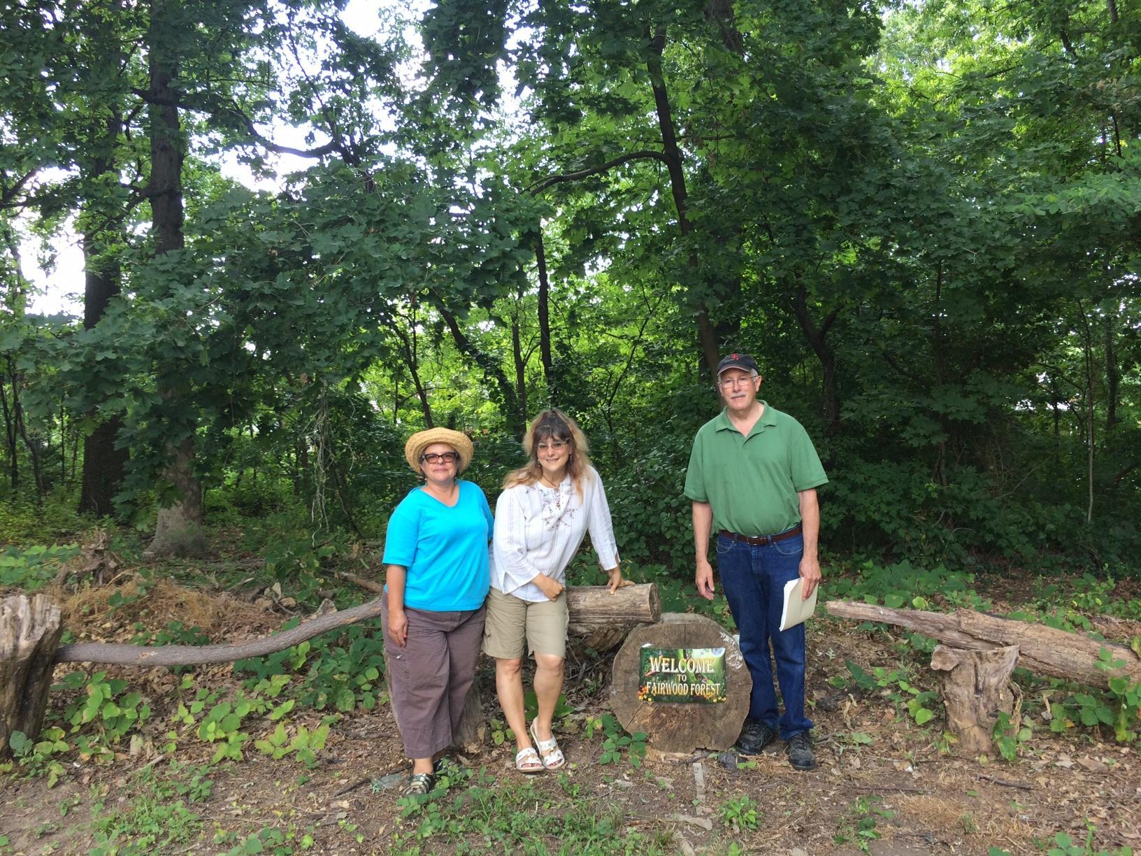 a neighborhood fights to preserve an urban forest wypr
