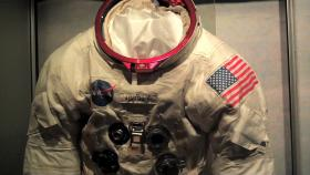 Neil Armstrong's backup space suit