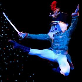 The Nutcracker in the 2012 production of the Dayton Ballet's Nutcracker