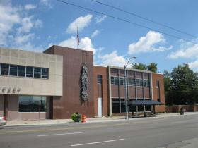 The Main Branch of the Dayton Metro Library